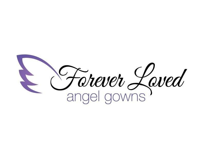 Forever Loved Angel Gowns